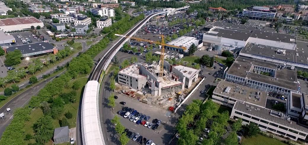 Mosquée Mirail Toulouse